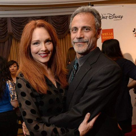 Amy Yasbeck and Michael Plonsker began dating in 2011.