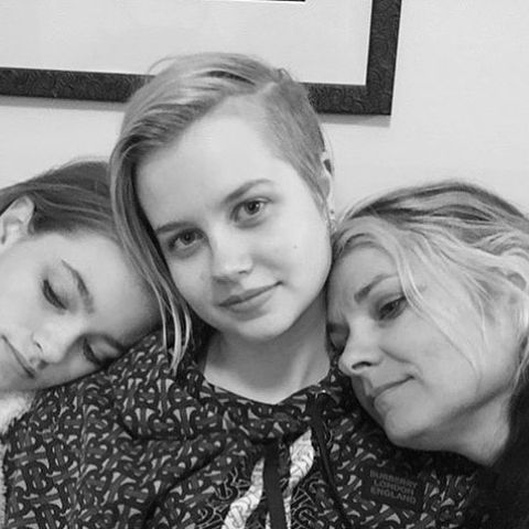 Angourie Rice is 20-year-old as of 2021.