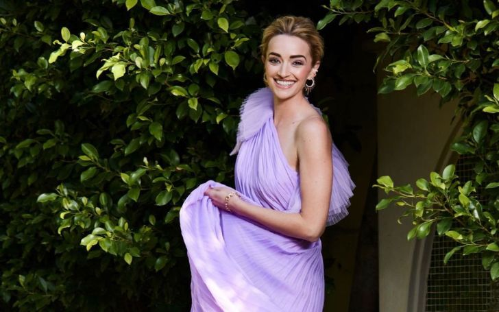 Brianne Howey is an American actress.