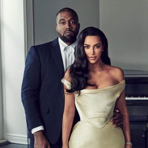 Kim KardashianandKanye West collaborated with Belgian designer Axel Vervoordt on the all-white, minimalist residence.