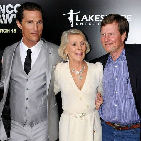 Pat McConaughey has recently gained media attention as a celebrity brother.