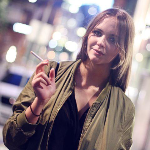 Eija Skarsgard was born in Stockholm, Sweden, on February 27, 1992.