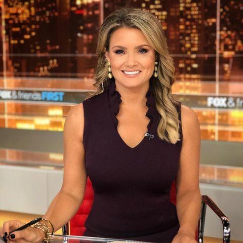 Jillian Mele began her journalism career with an internship at Comcast Sportsnet in Philadelphia.