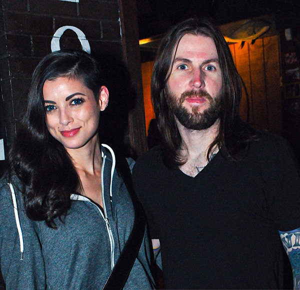 LeeAnne with her husband, Cameroon Lee Vamp
