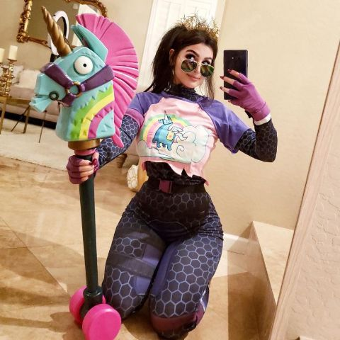Alia Shelesh became extremely popular due to her burgeoning social media stardom.