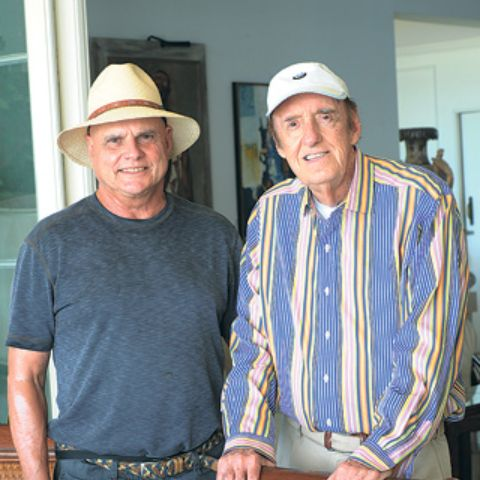 Stan Cadwallader's husband, Jim Nabors,had a fortune of$40 million.