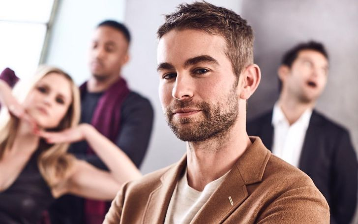 Chace Crawford is an American actor.