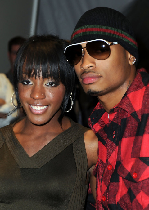 Qwanell and Dawn Richard clicked together.