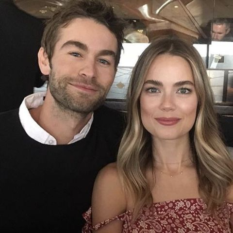 Chace Crawford is single as of 2021.