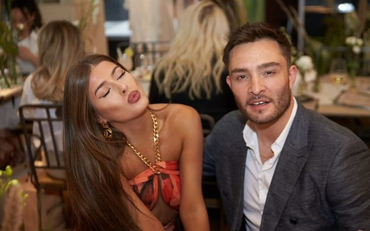 Ed Westwick is a British actor.