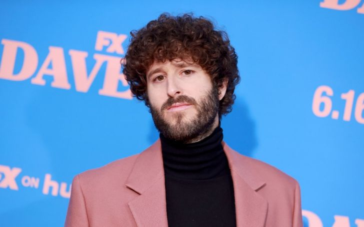Lil Dicky is an American rapper and singer.