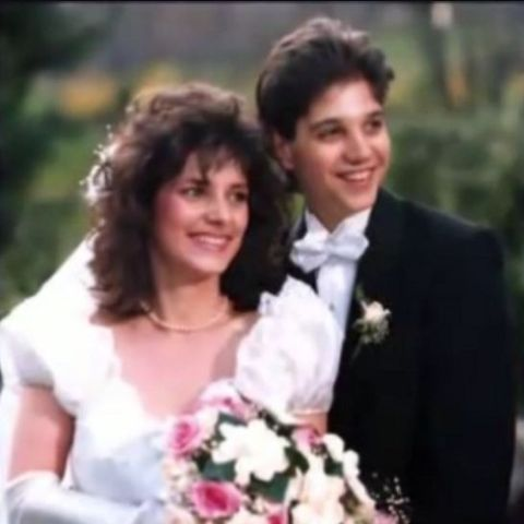 Phyllis Fierro was only 16 years old when she met Ralph Macchio.
