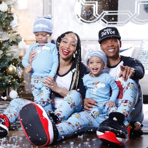 Ronnie DeVoe is 53-year-old as of 2021.