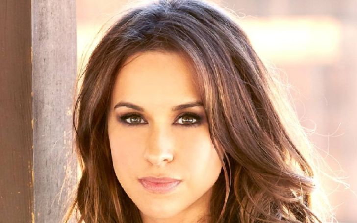Lacey Chabert is an American actress.