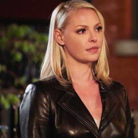 Katherine Heigl was a founding member of the wildly successful showGrey's Anatomy.