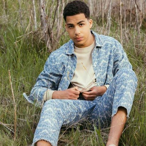 Marcus Scribner was born and raised in Los Angeles, California, by his parents on January 7, 2000.