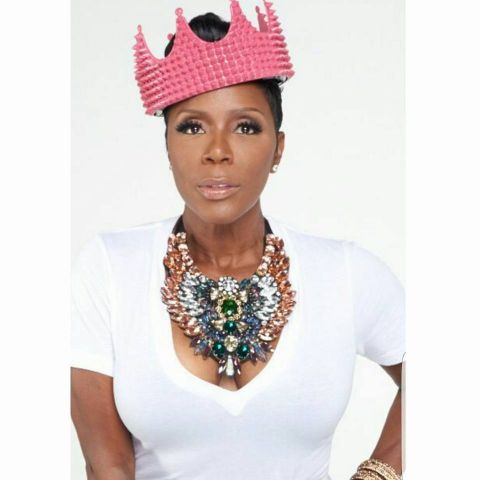 Sommore is an American actress and comedian.