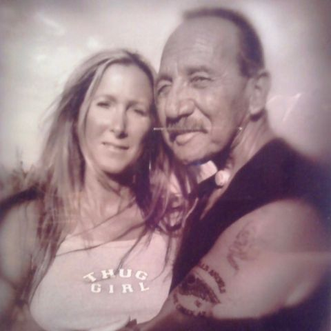 Sonny Barger is a married man.