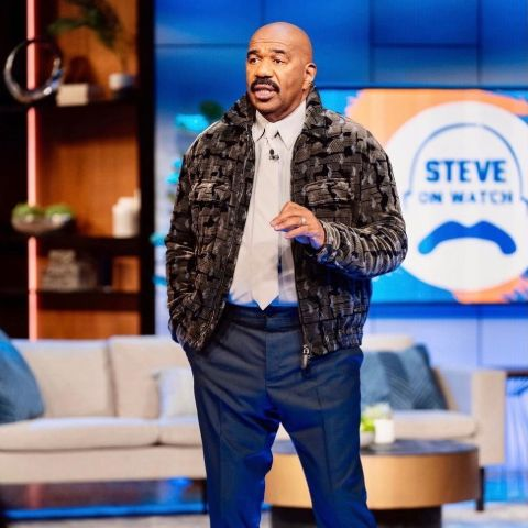 Broderick Stephen Harvey is an American television and radio presenter, actor, author, businessman, and former standup comedian.