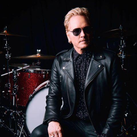 Matt Sorum is an American drummer.