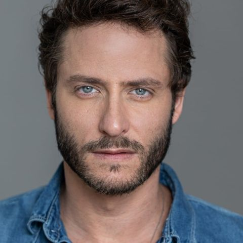 Michael Aloni is an actor.