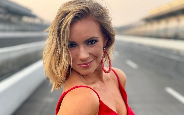Amanda Starrantino is an American journalist.
