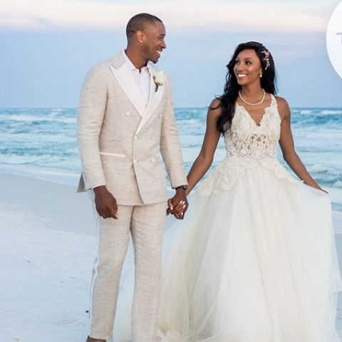 Maria Taylor made headlines in 2019 when she announced her marriage.