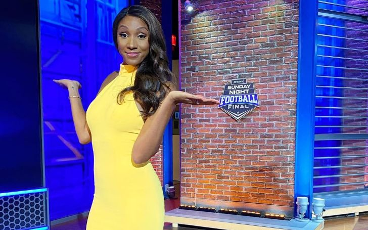 Maria Taylor is one such journalist who works as a sports analyst for ABC network.