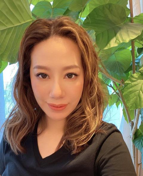 Cissy Wang's selfie.
