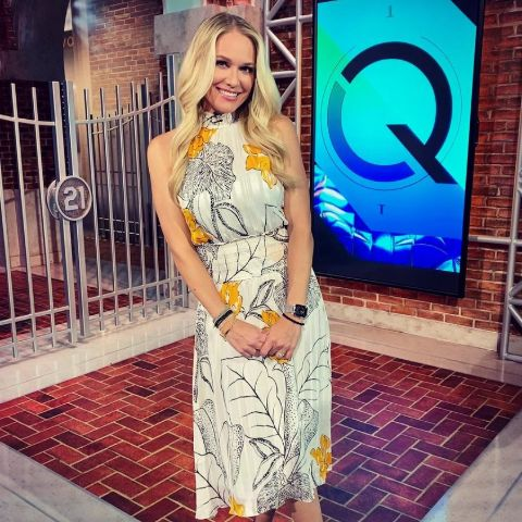 Heidi Watney has a relatively high salary and money.