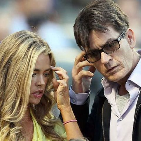 Charlie Sheen and Richards have two children:Sami,17, andLola, 16.