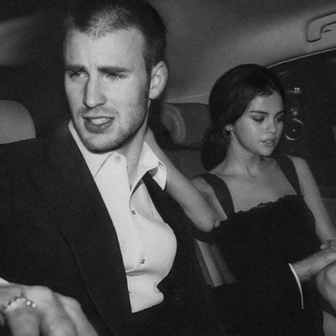 Chris Evans followed Selena Gomez on Instagram last week.