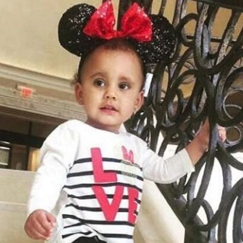 Azurie Elizabeth Irving was born in Dallas, Texas, the United States of America on November 23, 2015.