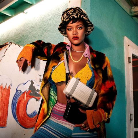 Robyn Rihanna Fenty is a Barbadian singer, actress, fashion designer, and businesswoman.