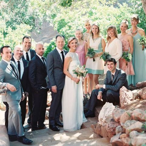 Anna Kate Denver is now a married woman