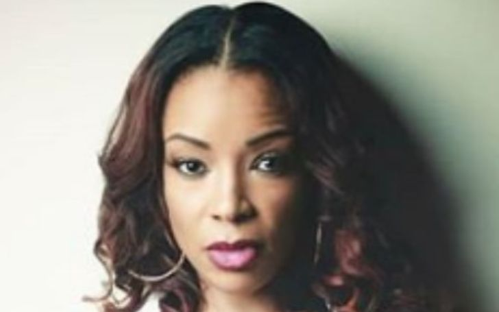 Letesha Marrow is the daughter of American rapperIce-T