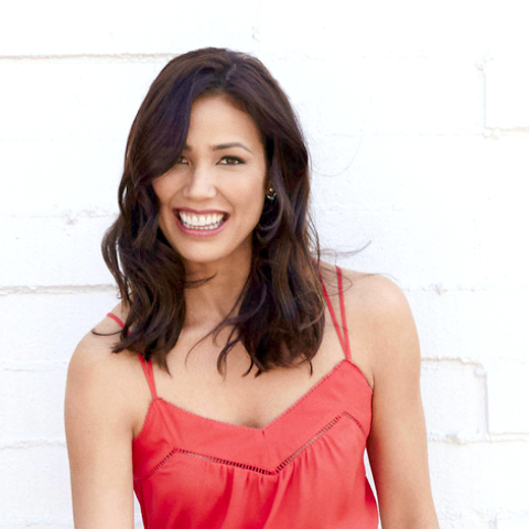 Michaela Conlin opted to move to New York after graduating from NYU to develop her career.